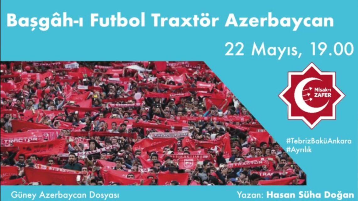 Başgâh-ı Futbol Traktor Azerbaycan