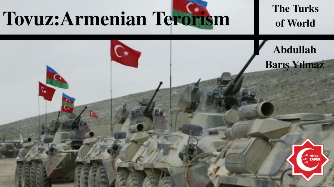 Tovuz:Armenian Terorism