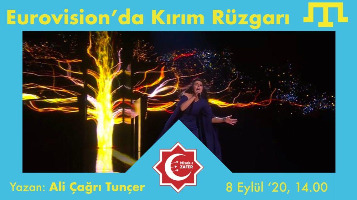 Eurovision'da Kırım Rüzgarı