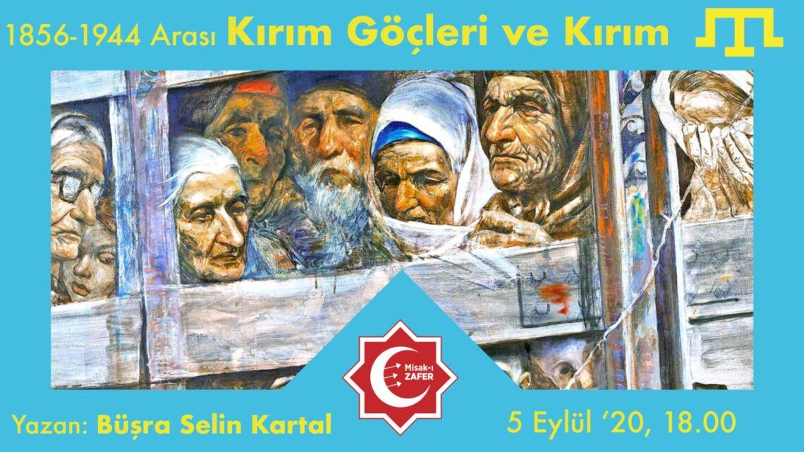 1856-1944 Arası Kırım Göçleri ve Kırım