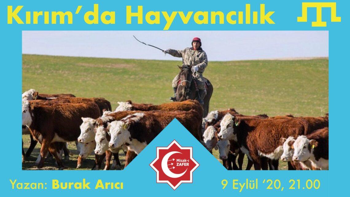 Kırım'da Hayvancılık