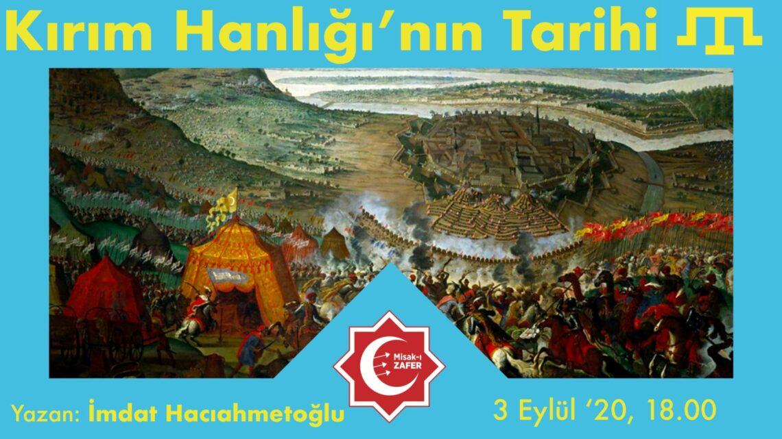 Kırım Hanlığı'nın Tarihi