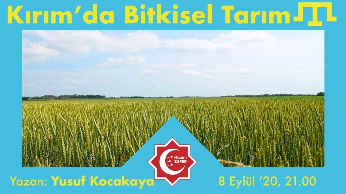 Kırım'da Bitkisel Tarım