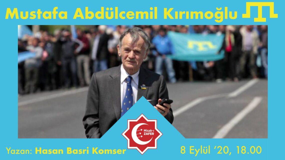 Mustafa Abdülcemil Kırımoğlu