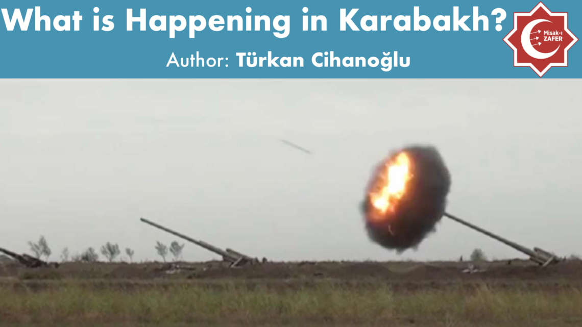 What is Happening in Karabakh?