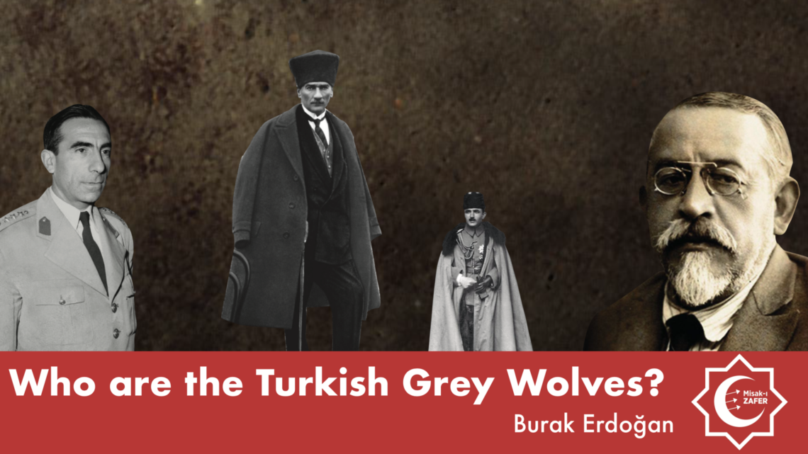 Who are the Turkish Grey Wolves?