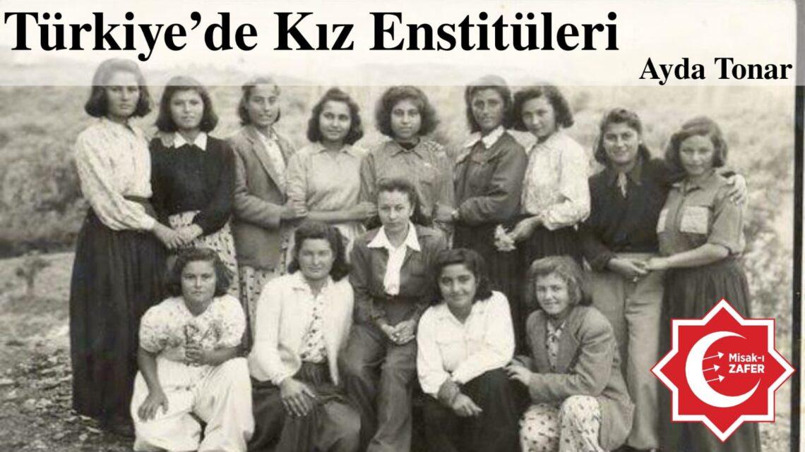 Türkiye'de Kız Enstitüleri