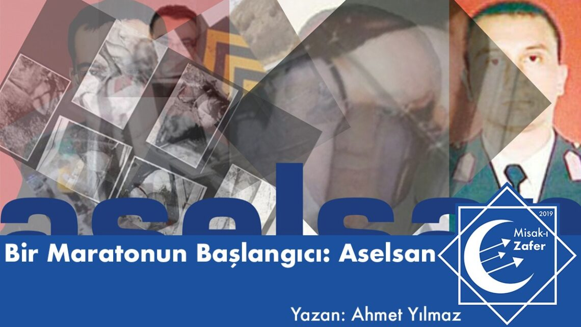 Bir Maratonun Başlangıcı: Aselsan