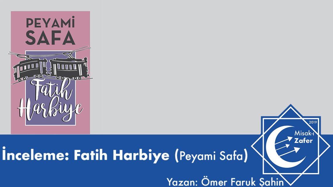 İnceleme: Fatih Harbiye