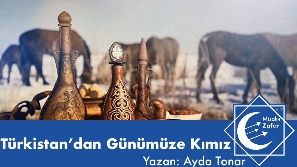 Türkistan'dan Günümüze Kımız