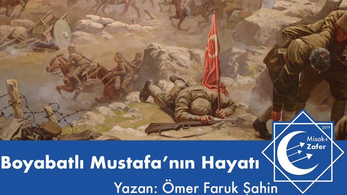 Boyabatlı Mustafa'nın Hayatı