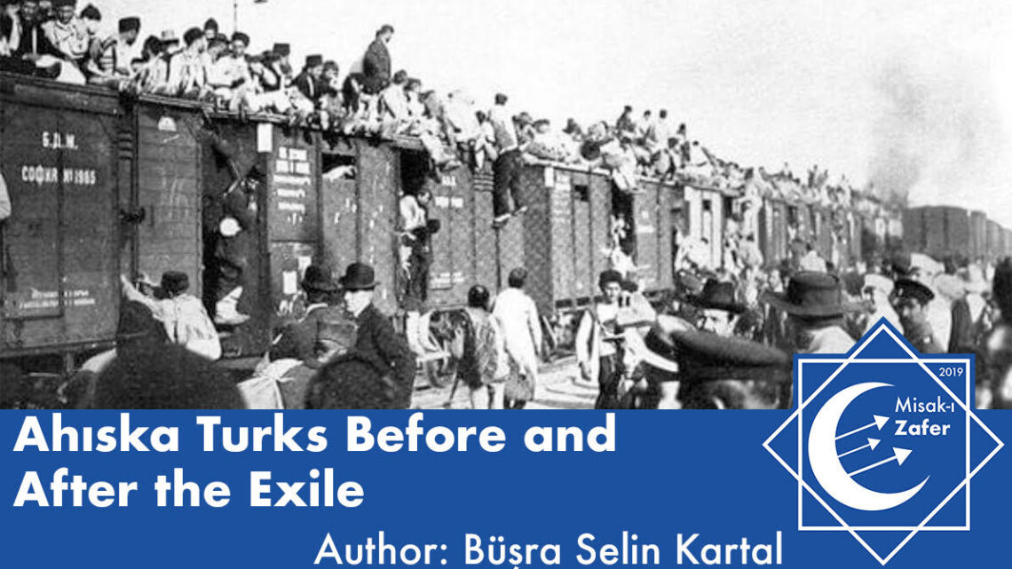 Ahıska Turks Before and After the Exile