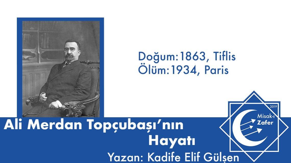 Ali Merdan TOPÇUBAŞI
