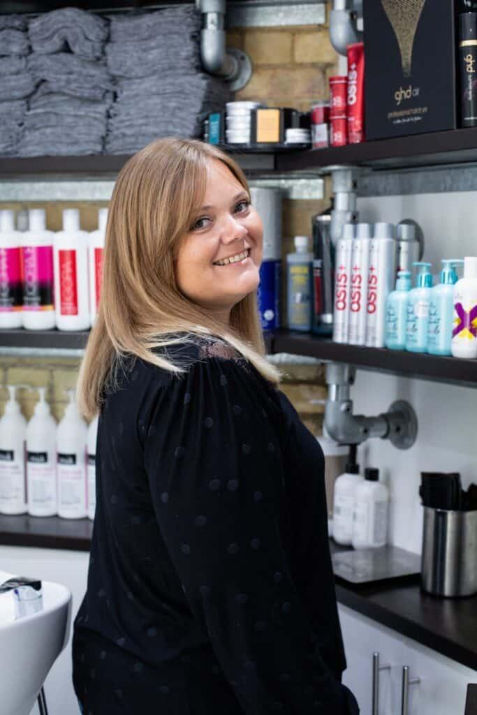cambridge hair salon curly hair