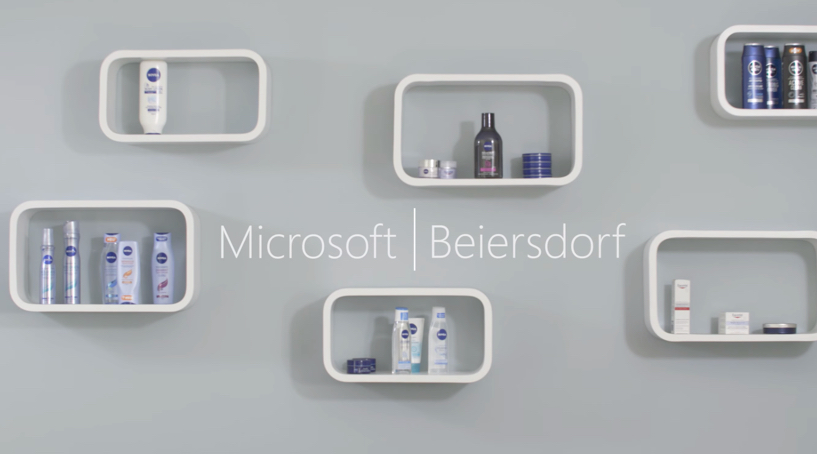 Beiersdorf | Microsoft | Hololux PowerApps Quality on Shelf