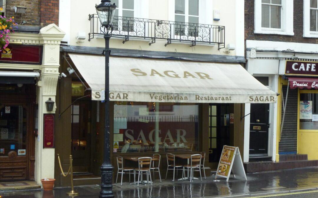 Sagar: The best vegetarian Indian food around