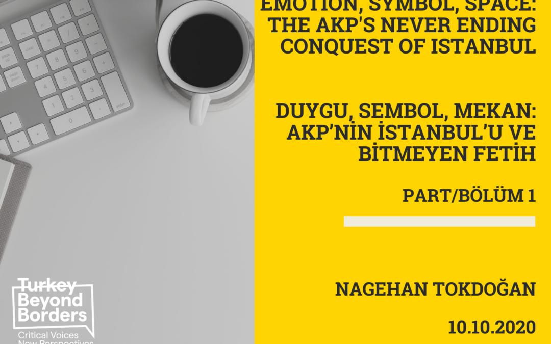 Nagehan Tokdoğan Part/Bölüm 1