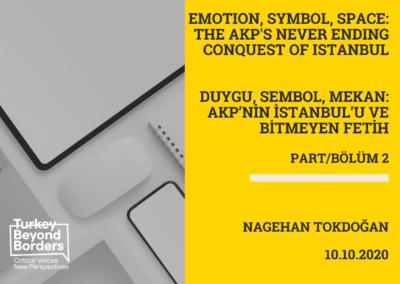 Nagehan Tokdoğan Part/Bölüm 2