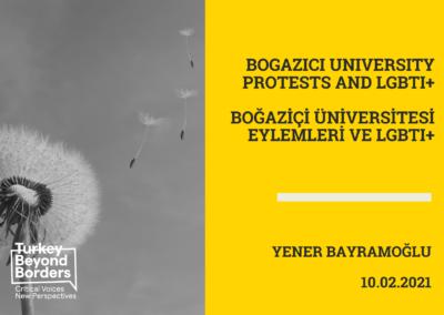 Yener Bayramoğlu Part/Bölüm 3