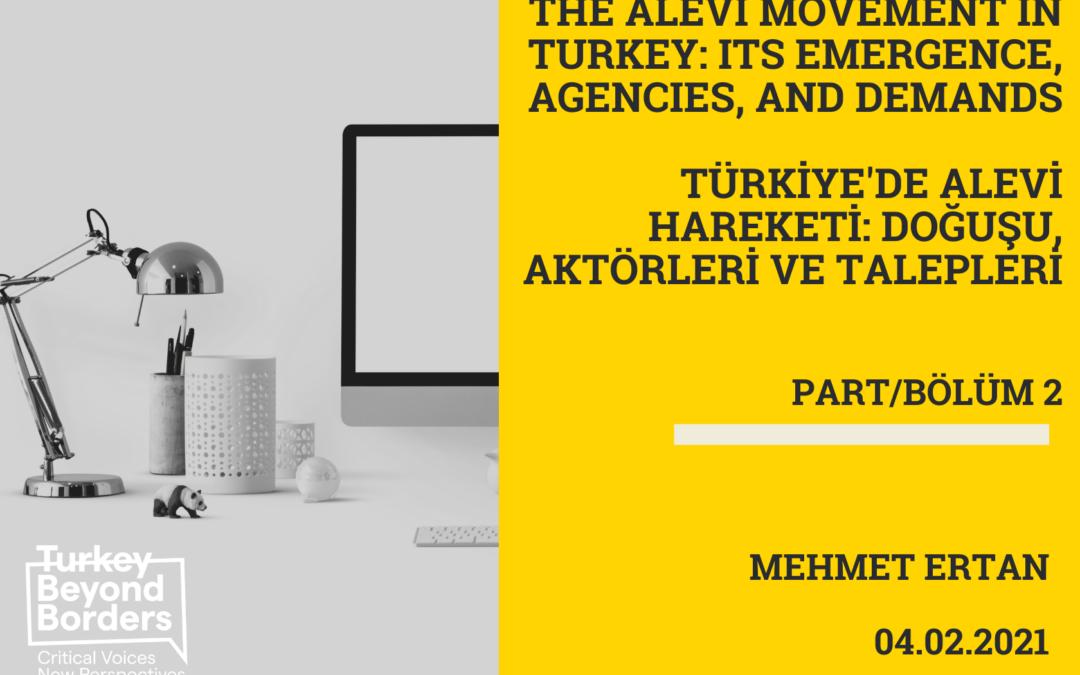 Mehmet Ertan Part/Bölüm 2