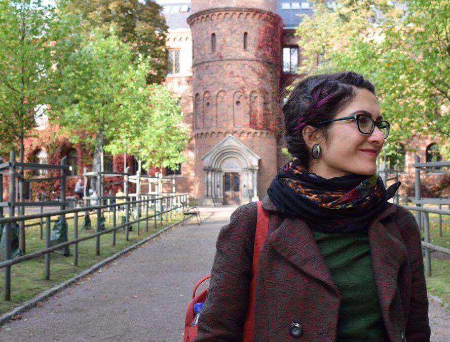 Conversations with Academics/Akademisyenlerle Sohbetler: Dr. Özge Özdüzen