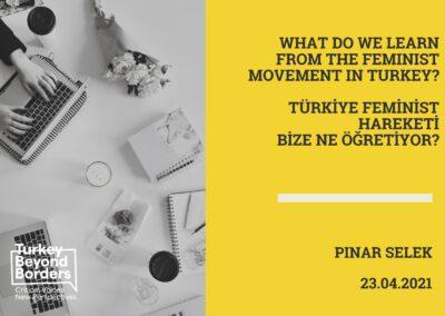 Pınar Selek Tek Bölüm/One Part