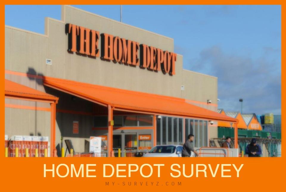 Home Depot Survey