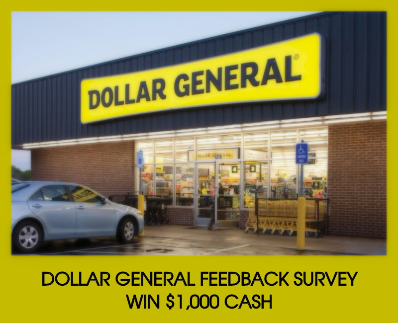 Dollar General Feedback