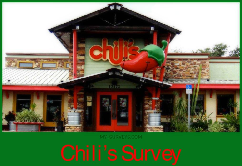 Chilis Survey