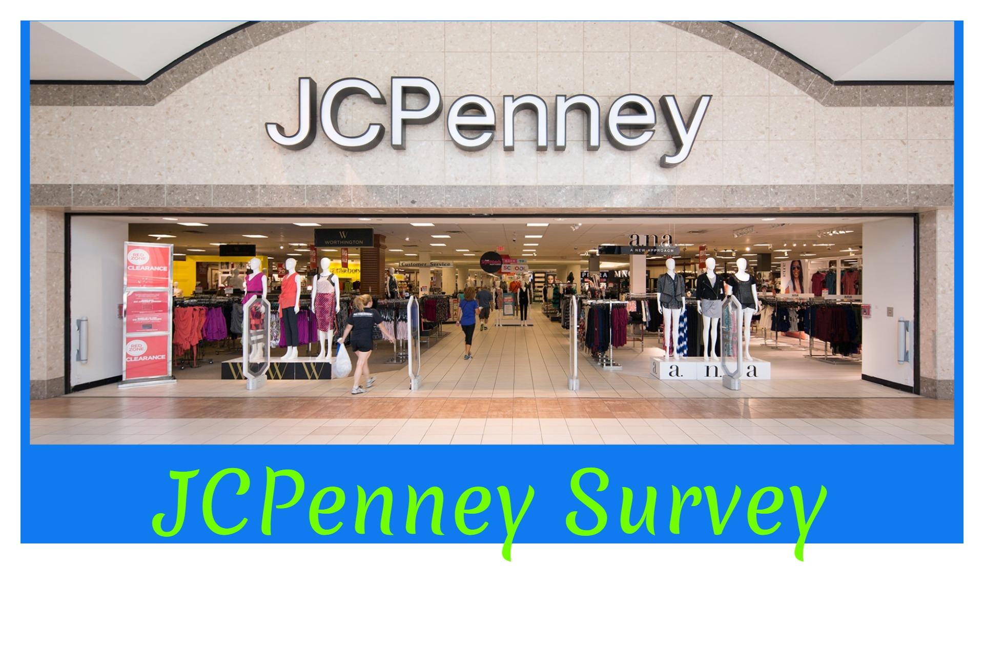 JCPenney Survey (2)