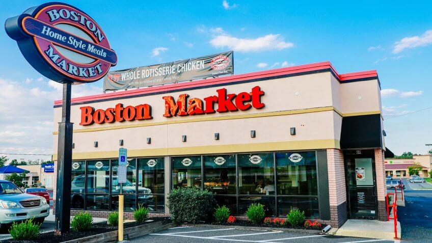 Boston market survey
