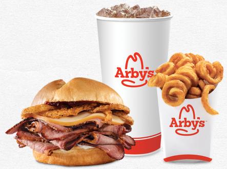 arbys rewards
