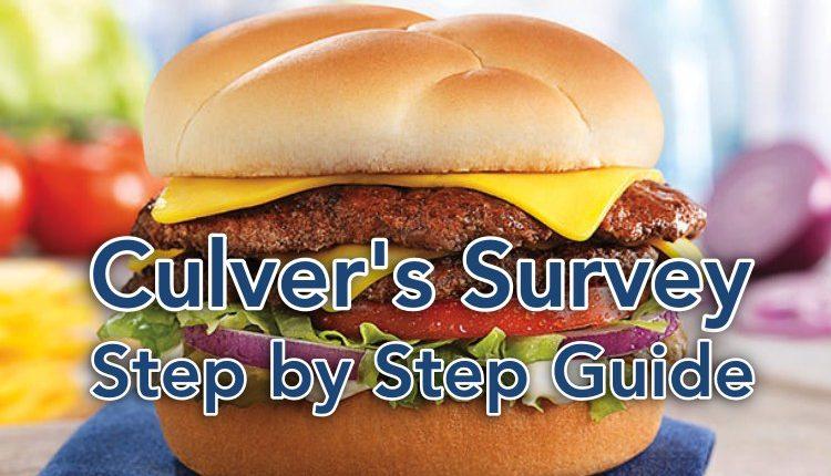 culvers-survey-guide