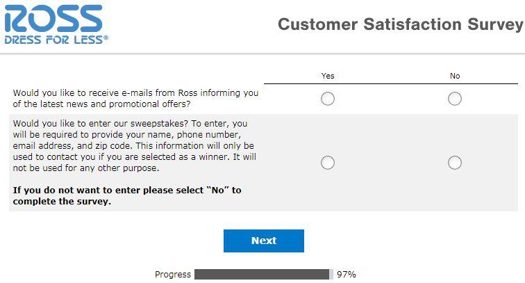 ross survey 5