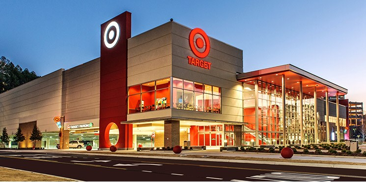 target front
