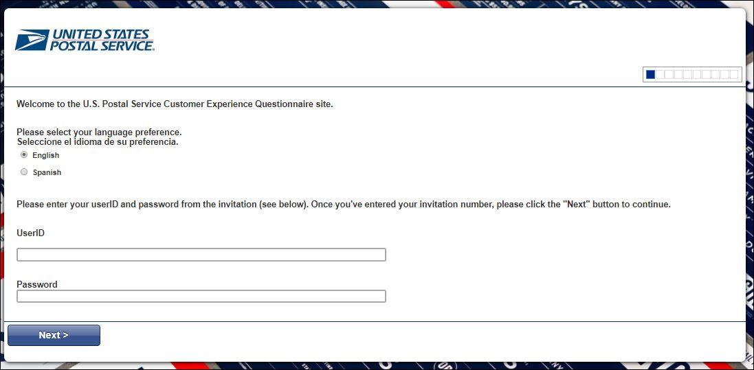 usps survey