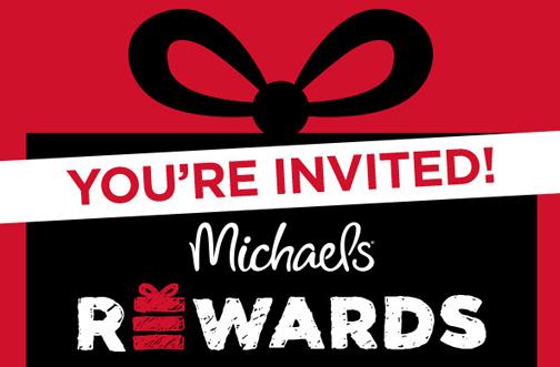 michaels rewards