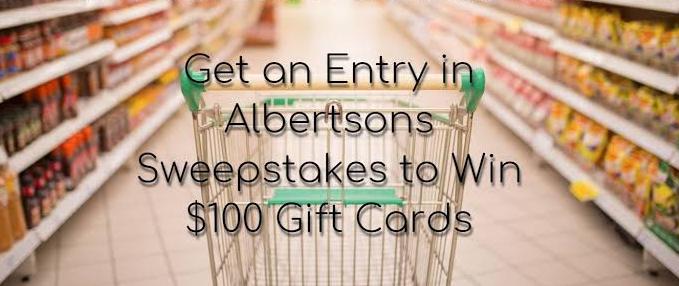 Albertsons Customer Survey Rewards