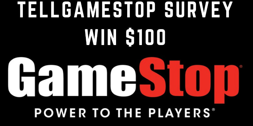 Gamestop Survey Rewards - $1,00 Gift Card