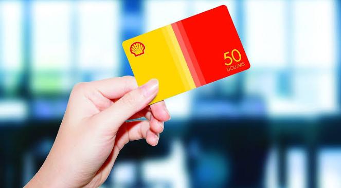 Shell Canada $100 Gift Card