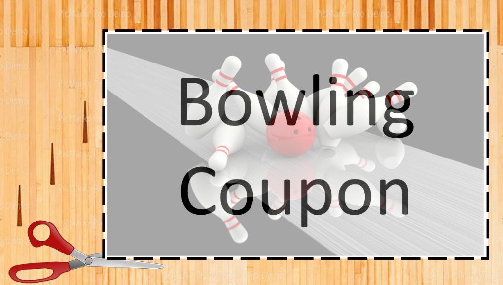 AMF Bowling Rewards - Discount Coupon