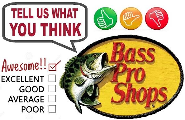 Bass Pro Shops Online Survey