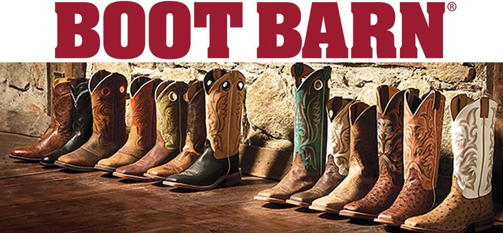 My Boot barn Visit Survey