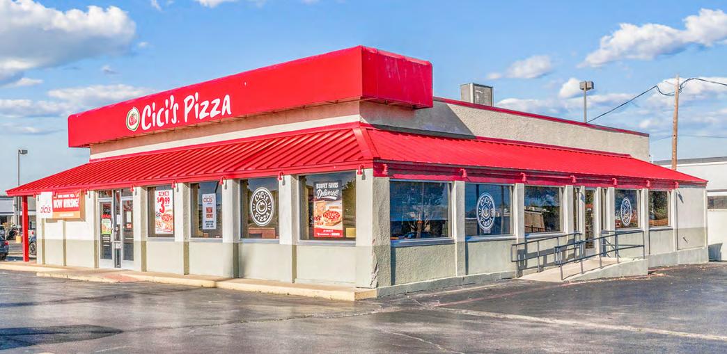 CiCi's Pizza Guest Loyalty Survey