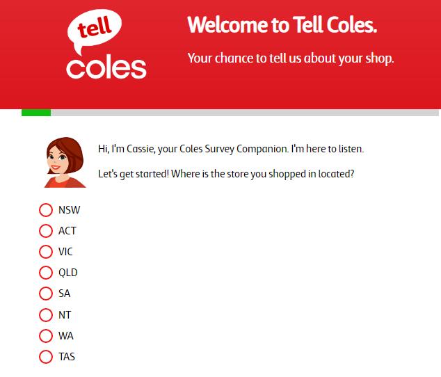 Tell Coles Survey