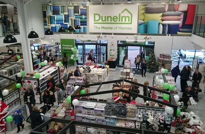 Dunelm Mill Retail Company
