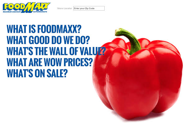 Foodmaxx Customer Satisfaction Survey