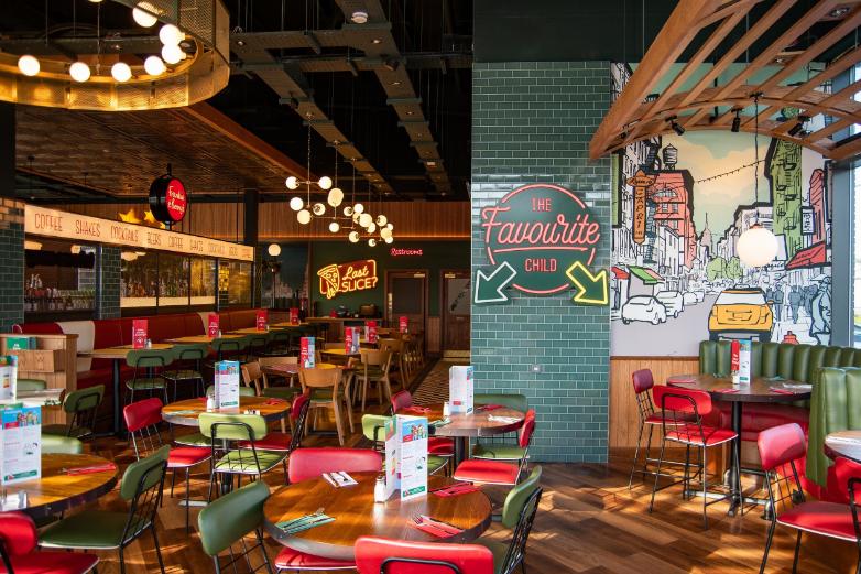 Frankie & Benny's Restaurants
