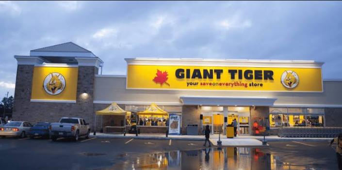 Giant Tiger Stores Ltd