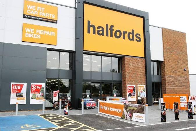 Halfords Autocentre Company